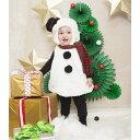 マシュマロスノーマン Baby ゆきだるま スノーマン ◆ 男の子 女の子 クリスマス コスプレ 雪だるま 子供服 衣装 着ぐるみ 1歳 2歳 パーティ オーバーオール 冬 防寒 カバーオール 赤ちゃん Baby かわいい かっこいい おしゃれ パーティー 仮装 コスプレ ロンパース 着ぐるみ