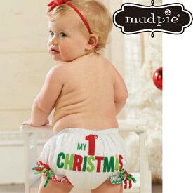 d46181875a210 Mud Pie マイファーストクリスマスブルマ ◇ ブルマ ファーストクリスマス クリスマス コスプレ ブルマー 出産祝い ブランド