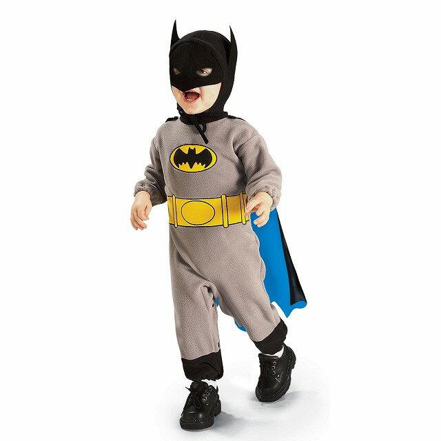 バットマン Batman ◆ ハロウィーンコスチューム 仮装 コスプレ ベビー キッズ 赤ちゃん 子供 男の子 ボーイ ハロウィン ヒーロー コス パーティ かわいい 黒 ブラック マント 仮面 1歳 2歳 2才 こども コスチューム パンツ トップス セット 衣装 ハロウイン ハロウィーン