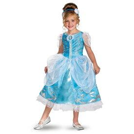 シンデレラ カチューシャ 付き ディズニー Disney ロング コスチューム ワンピース 仮装 キッズ 子供 3-4T 4-6T ディズニープリンセス ドレス 3歳 4歳 5歳 6歳 プリンセス ハロウィン 衣装 子供 コスプレ 女の子 かわいい 子ども ディズニーランド クリスマス ハロウィーン