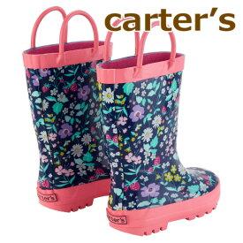 【2019新作】カーターズ carter's 正規品 長靴☆女の子☆ サイズ:US 8(14.6cm) 2-4才