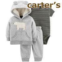 214e68ce506af PR  2019新作 カーターズ carter s 正規品 グレー くまの耳付.