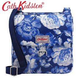 【本州送料無料】Cath Kidston,キャスキッドソン 正規品,ショルダーバック,Saddle Bag,オイルクロス