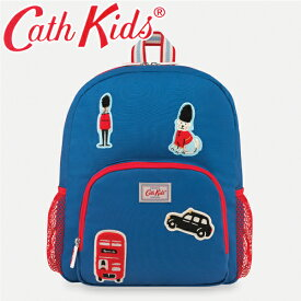 【本州送料無料】Cath Kidston キャスキッドソン 正規品 キッズ,軽量,リュックサック,ストロベリー,いちご,女の子,3才〜小学生低学年位迄