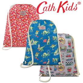送料無料/キャスキッドソン 正規品 巾着バック,体操袋,リュックサック,キッズ,Cath Kidson Drawstring Bag