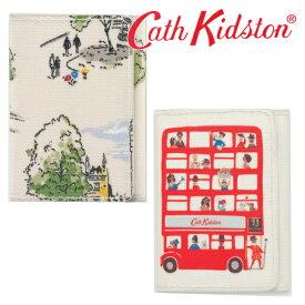 【送料無料】キャスキッドソン正規品 チケットホルダー CathKidston Ticket Holder 定期入れ カード入れ