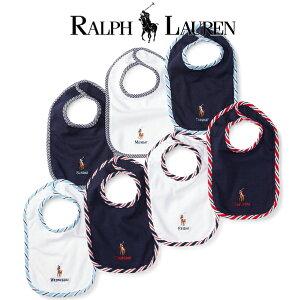 RALPH LAUREN ラルフローレン 正規品 スタイ,月曜日〜日曜日の刺繍入り,コットン100%,男の子