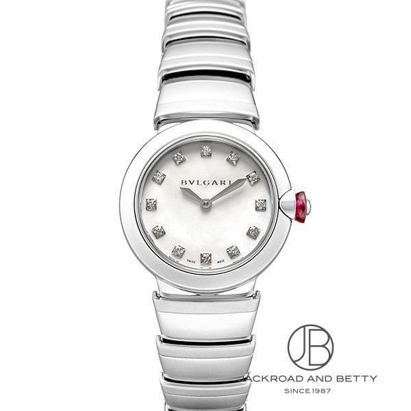 ブルガリ BVLGARI ルチェア LU28WSS/12 【新品】 時計 レディース