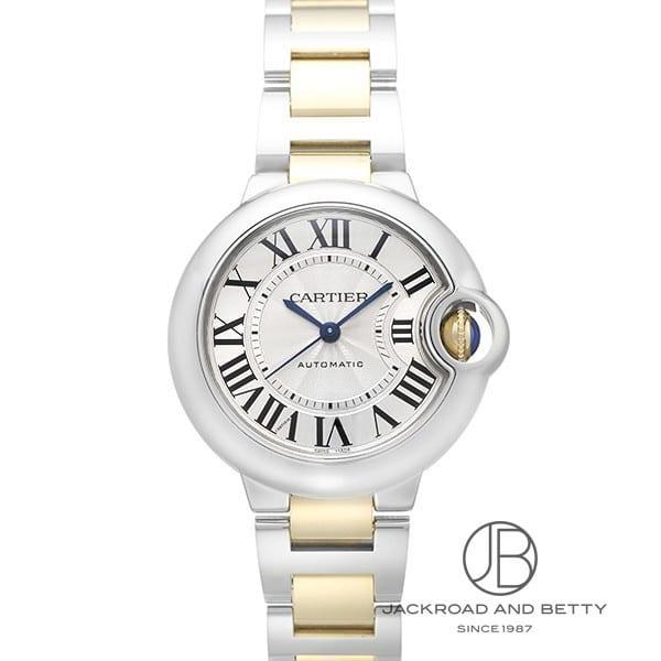 カルティエ CARTIER バロンブルー W2BB0002 【新品】 時計 レディース