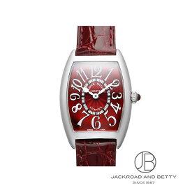 フランク・ミュラー FRANCK MULLER トノーカーベックス レッドカーペット 1752MQZ RED CARPET 新品 時計 レディース