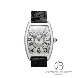 フランク・ミュラー FRANCK MULLER トノーカーベックス 1752QZRELCD1R 新品 時計 レディース