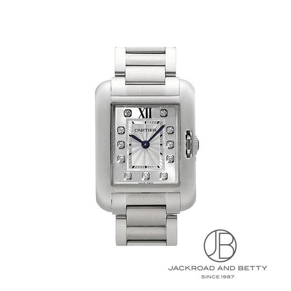 カルティエ CARTIER タンクアングレーズ W4TA0003 【新品】 時計 レディース