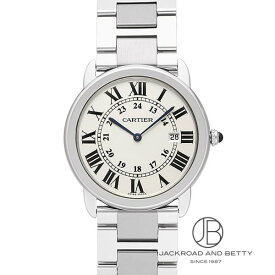 カルティエ CARTIER ロンドソロ W6701005 新品 時計 メンズ