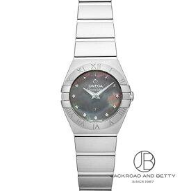 オメガ OMEGA コンステレーション ブラッシュ クォーツ タヒチ 123.10.24.60.57.003 新品 時計 レディース