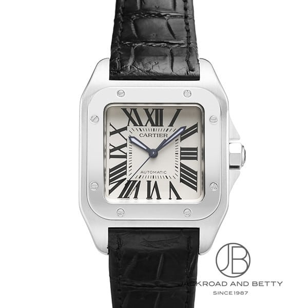 カルティエ CARTIER サントス100 MMサイズ W20106X8 【新品】 時計 レディース