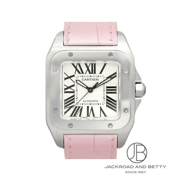 カルティエ CARTIER サントス100 W20126X8 【新品】 時計 レディース