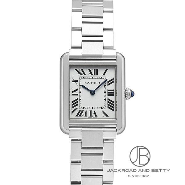 カルティエ CARTIER タンクソロ W5200013 【新品】 時計 レディース