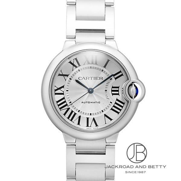 カルティエ CARTIER バロンブルー W6920046 【新品】 時計 レディース