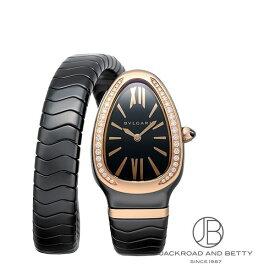ブルガリ BVLGARI セルペンティ スピーガ 102532 新品 時計 レディース
