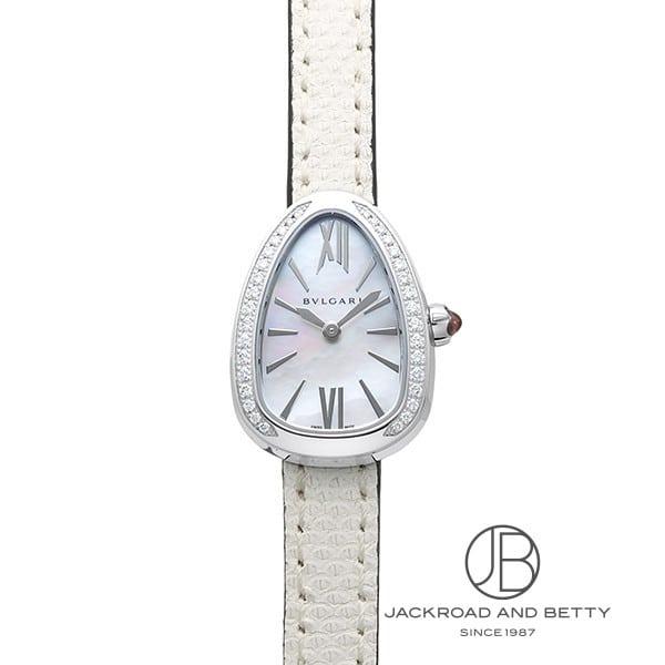 ブルガリ BVLGARI セルペンティ SPS27WSDL 【新品】 時計 レディース