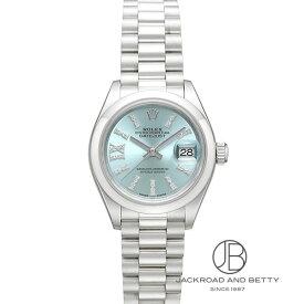 ロレックス ROLEX デイトジャスト 28 279166 新品 時計 レディース