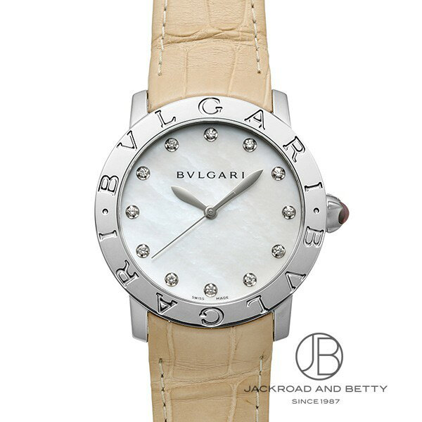ブルガリ BVLGARI ブルガリブルガリ BBL37WSL/12 【新品】 時計 レディース