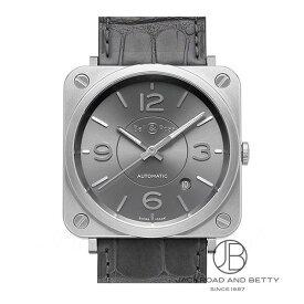 ベル&ロス BELL&ROSS BRS BRS-92OFFICER-AL 新品 時計 男女兼用