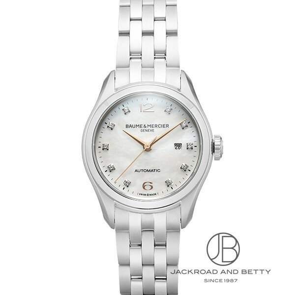 ボーム&メルシェ BAUME&MERCIER クリフトン MOA10151 【新品】 時計 レディース