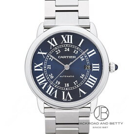 カルティエ CARTIER ロンドソロ ドゥ カルティエ WSRN0023 新品 時計 メンズ