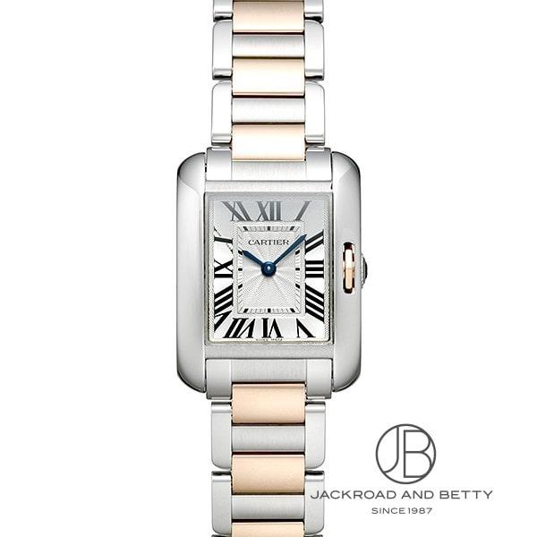 カルティエ CARTIER タンクアングレーズ W5310036 【新品】 時計 レディース