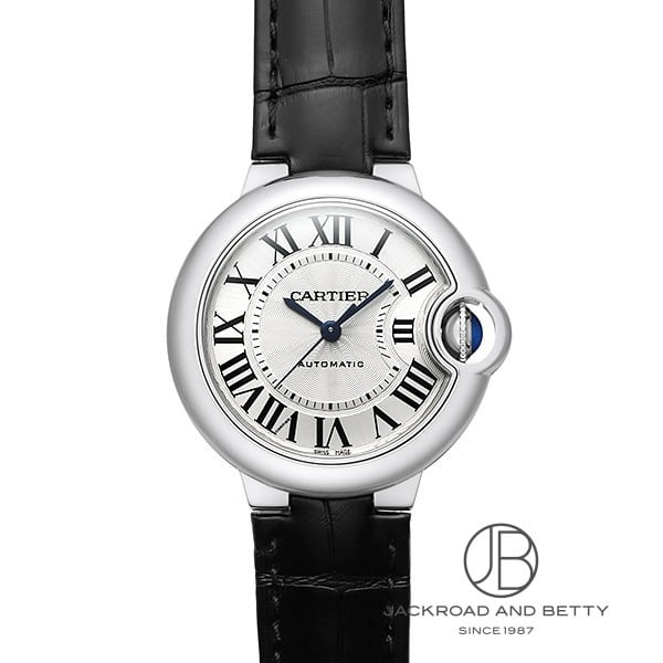 カルティエ CARTIER バロンブルー33mm W6920085 【新品】 時計 レディース