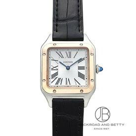 カルティエ CARTIER サントスデュモン W2SA0012 新品 時計 レディース