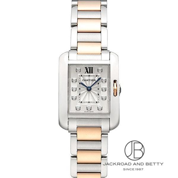 カルティエ CARTIER タンクアングレーズ WT100024 【新品】 時計 レディース