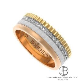 ブシュロン BOUCHERON キャトル ホワイト ダイヤモンドリング スモール #52 JRG01597 新品 ジュエリー ブランドジュエリー
