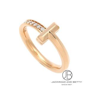 ティファニー TIFFANY&Co. Tワン ナロー ダイヤモンド リング RG 10号 67795334 新品 ジュエリー ブランドジュエリー