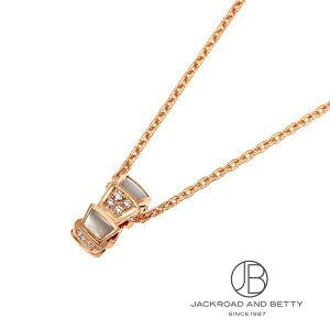 ブルガリ BVLGARI セルペンティ ヴァイパー ダイヤモンド ネックレス 357095 新品 ジュエリー ブランドジュエリー