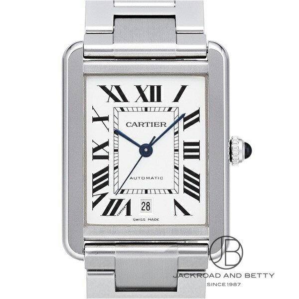 カルティエ CARTIER タンクソロ XL W5200028 【新品】 時計 メンズ