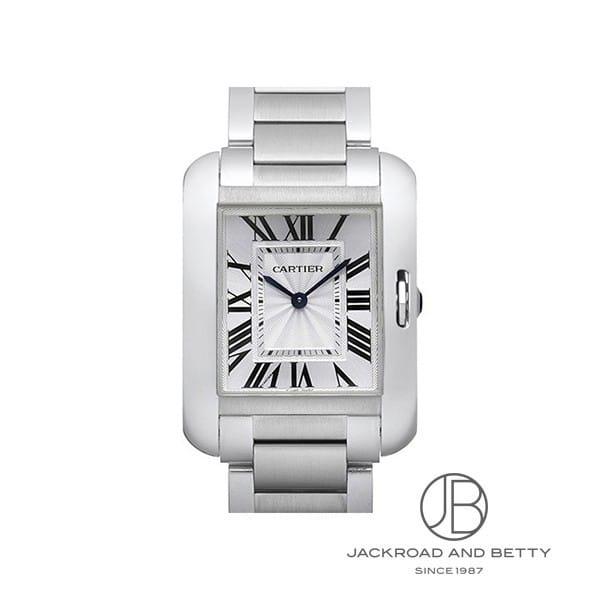 カルティエ CARTIER タンクアングレーズMM W5310044 【新品】 時計 レディース