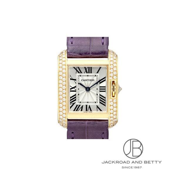 カルティエ CARTIER タンクアングレーズ WT100014 【新品】 時計 レディース