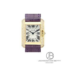 カルティエ CARTIER タンクアングレーズ WT100014 新品 時計 レディース