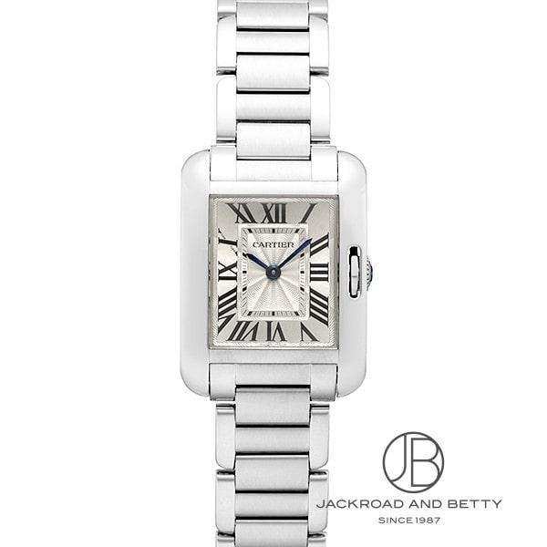 カルティエ CARTIER タンクアングレーズ W5310022 【新品】 時計 レディース