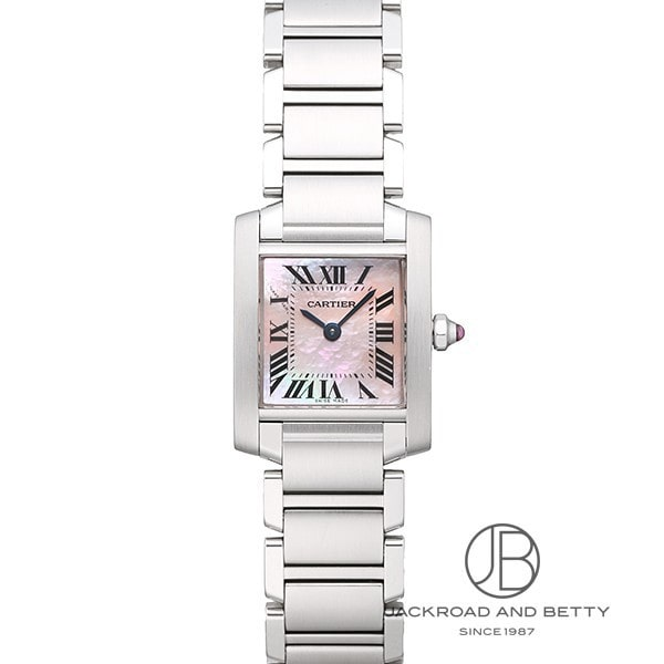 カルティエ CARTIER タンクフランセーズ W51028Q3 【新品】 時計 レディース
