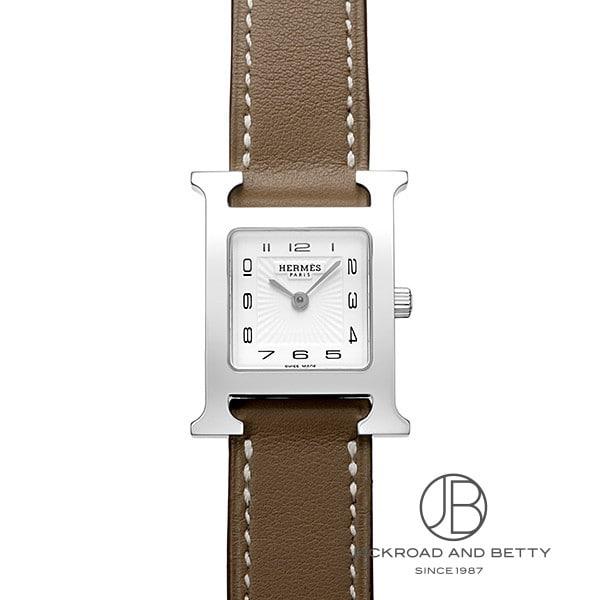 エルメス HERMES Hウォッチ ドゥブルトゥール HH1.210.131/WW182 【新品】 時計 レディース