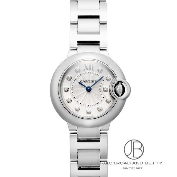 カルティエ CARTIER バロンブルー WE902073 【新品】 時計 レディース