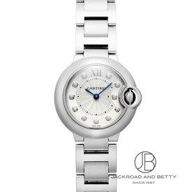 カルティエ CARTIER バロンブルー WE902073 新品 時計 レディース
