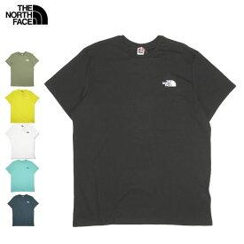 再入荷 THE NORTH FACE EUモデル ノースフェイス Tシャツ S/S SIMPLE DOME TEE NF0A2TX5 メンズ 半袖Tシャツトップス アウトドア メール便対応可 /TNF68