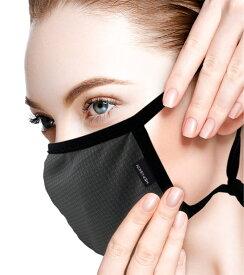 ★1月優良ショップ受賞!★【ポイント15倍】【当店オススメ】HEPASKIN 4D Air Cool Mask ヘパスキン 4D エアークールマスク【グレー】