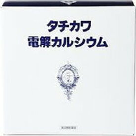 (第3類医薬品)森田薬品工業 タチカワ電解カルシウム600ml×3本