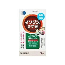 【第3類医薬品】イソジンきず薬(30mL)