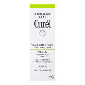 花王 キュレル 皮脂トラブルケア 保湿ジェル 120ML (医薬部外品)